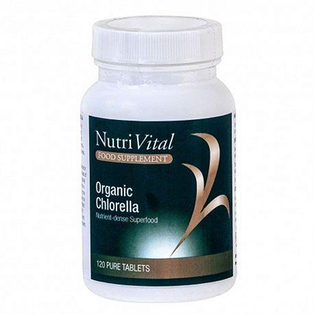 Organic Chorella Tablets