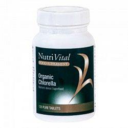 Organic Chorella Powder