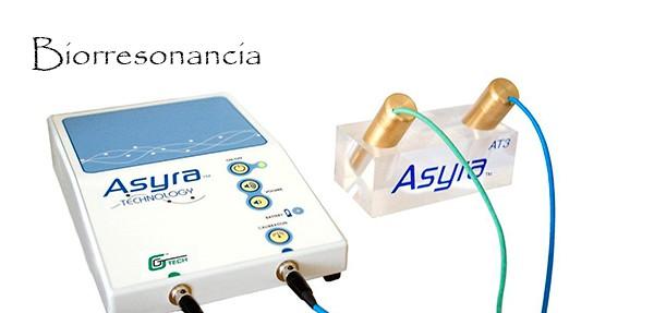 Biorresonancia Sistema Avanzado Asyra pro